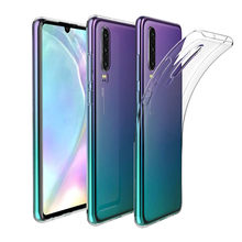 CARPRIE Silicone Case Back Cover for Huawei P30 P30 Pro TPU Funda Carcasa Coque Ultra Thin Slim Soft Mobile Phone Shell(China)