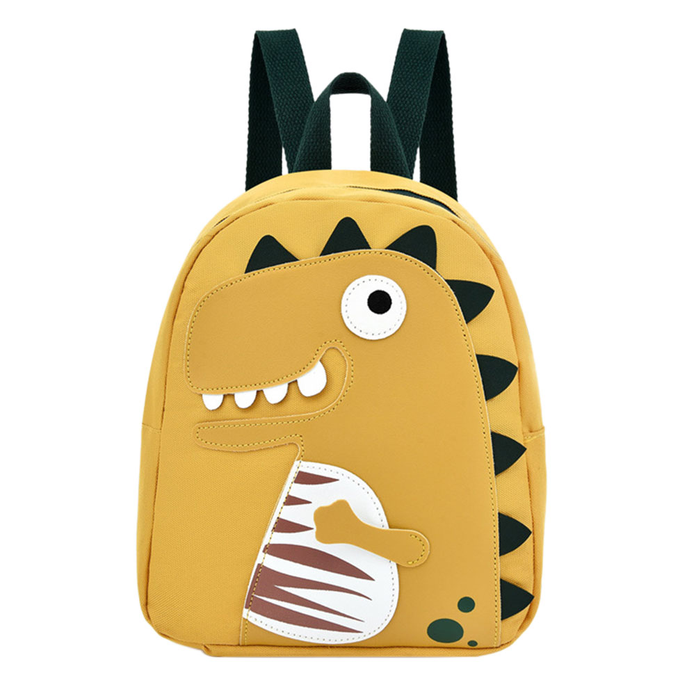 Toddler Kid Boy Girl Cartoon Dinosaur School Bag Oxford Cloth Fashion 2020 NEW Children Backpack Shoulder Bag