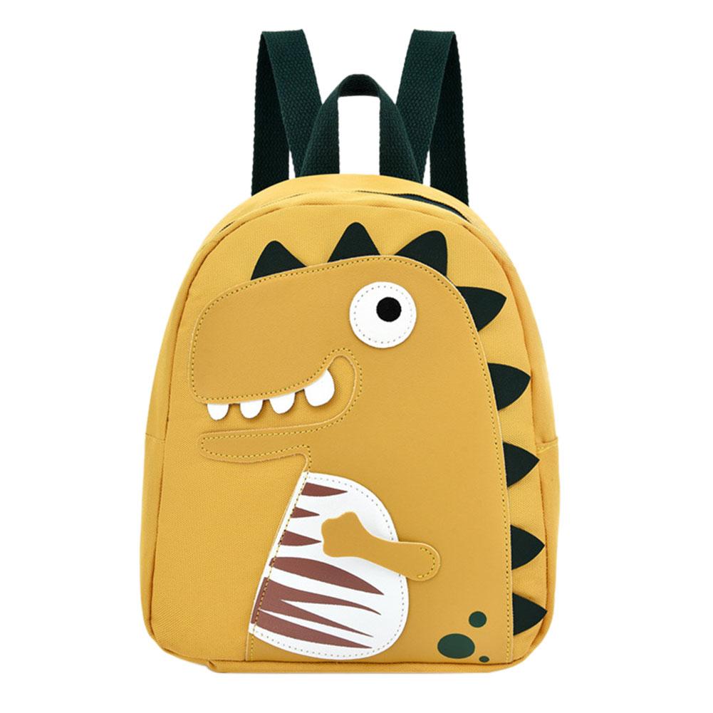 Toddler Kid Boy Girl Cartoon Dinosaur School Bag Oxford Cloth Fashion 2020 NEW Children Backpack Shoulder Bag