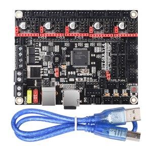 Image 3 - BIGTREETECH SKR V1.4 BTT SKR V1.4 터보 제어 보드 32 비트 3D 프린터 부품 SKR V1.3 TMC2209 TMC2208 Ender3 업그레이드 DIY 키트