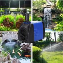 PUMP-FILTER Submersible Water-Pump Aquarium Fish-Pond Tank Ultra-Quiet 220-240v Fountain-3.5/6/10-/..