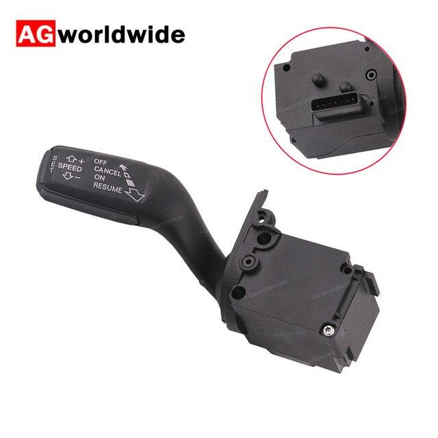 4E0953521 Turn Signal Cruise Control Combination Column Switch Stalk For Audi A4 B6 B7 A6 C6 2007 2008 2010 A8 Q7