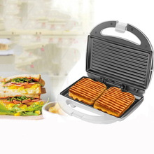 ABRA-Хлебная печь, электрический гриль, мясо, стейк, гамбургер, машина для завтрака, сковорода, плита для барбекю, вилка Великобритании