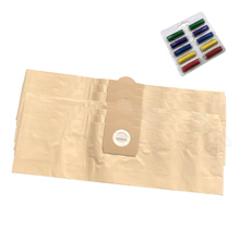 Replacement dust bag for  KARCHER 95332120 6.959 130 ZR 81 MV3 ZR814 WD3200 WD3300 RU101 381  RU100 VACUUM CLEANER DUST BAGS