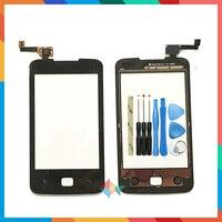 """Wysokiej jakości 3.5 """"dla LG Optimus Glare Hub E510 ekran dotykowy Digitizer Panel przedni szklany obiektyw w Panele dotykowe do telefonów komórkowych od Telefony komórkowe i telekomunikacja na"""