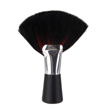 Professional Soft Neck Duster Hair Clean Hairbrush Beard Brush Cutting Hairdressing Styling Tool Stand Up Brush Slaon Barbers