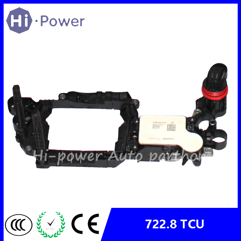Original TCU / ECU 722.8 CVT Tested With Programming 100% work Automatic Transmission Control Unit for Mercedes A&B CLASS image