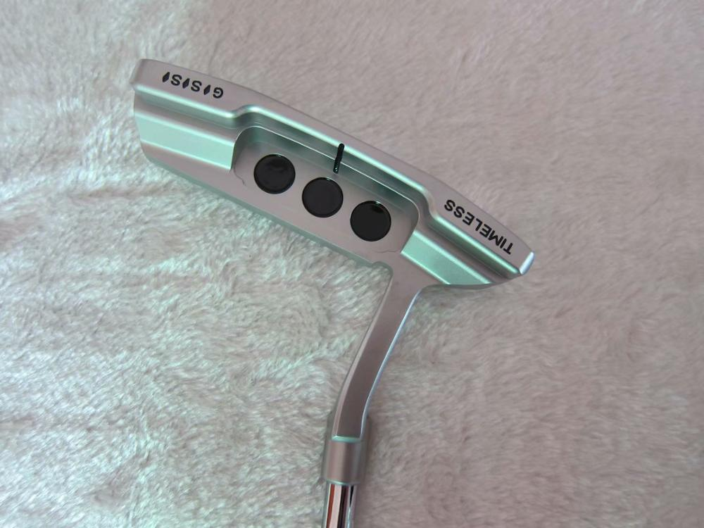 Timeless GSS Putter Timeless GSS Golf Putter Golf Clubs 33/34/35 Inch Length Shaft With Head Cover EMS Free Shipping