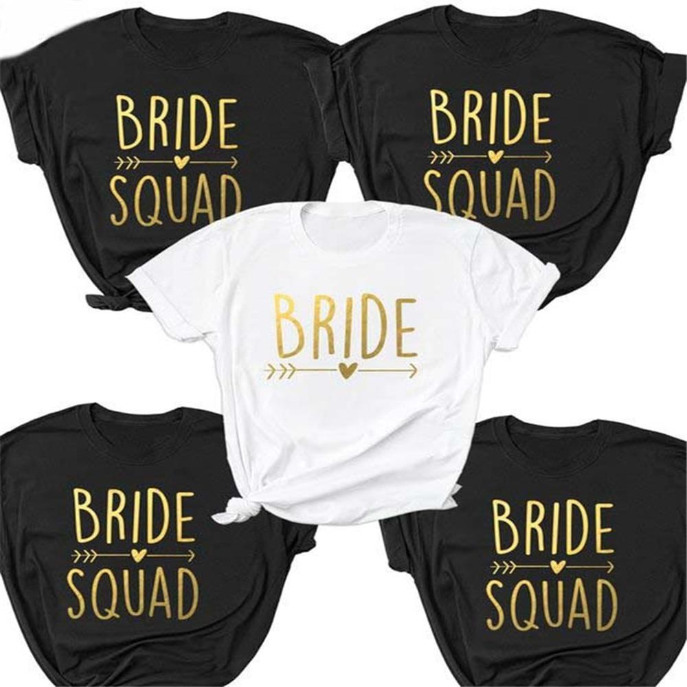 6 размеров на вечеринке вечерние Невеста и отряд