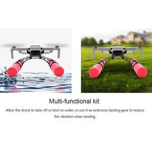 Image 3 - STARTRC Mini flotador de deslizamiento para aterrizaje, DJI Mavic, expansión para Mini tren de aterrizaje, accesorios de equipo de entrenamiento, aterrizaje en agua
