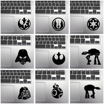 цена на Stickers for Laptop/phone/car Variety of star wars wall sticker , Star Wars Imperial Rebel Alliance JEDI ORDER Logo Vinyl Decal