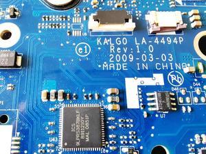 Image 3 - Original for ACER 4736  4736G laptop motherboard  4736Z  DDR3  KALG0  LA 4494P tested good free shipping