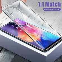 KEYSION Tempered Glass for Realme XT X2 X2 Pro Q X 5 3 pro C2 Full Cover Screen Protector Glass film for OPPO Reno 2z A5 A9 2020