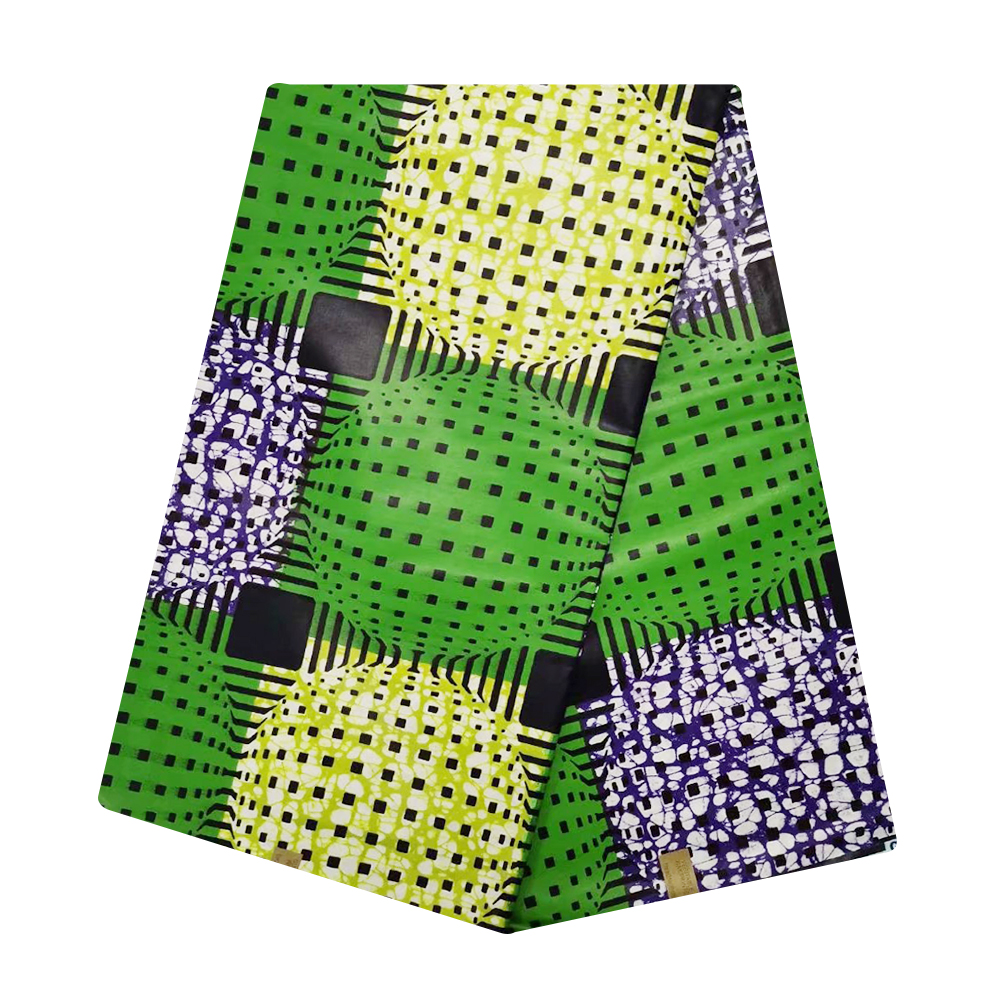 Ankara Super Java Wax Print Fabric Cotton Wax Pange African Materials For Sewing 6 Yards Ghana Nigerian Wax Print Tissue