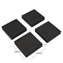 Self Adhesive Möbel Bein Füße Teppich Filz Pads Dämpfer Protector Hardware cheap CN (Herkunft) Filzpolster