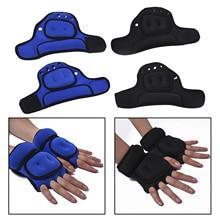 Weighted Gloves - 1 Pound Each Glove for Cardio Aerobics Hand Speed Coordination