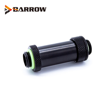 Barrow Rotary Connectors Extender (41-69mm) use for SLI CF Card G1/4 Male to Cross Fire Fitting Metal Telescopic fitting