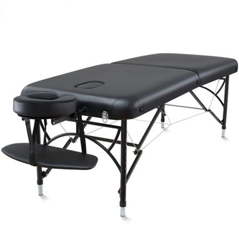 Massage Bed Fold Massage Tuina Bed Acupuncture Physiotherapy Beauty Bed Portable Home SPA Bathing Hospital Beauty
