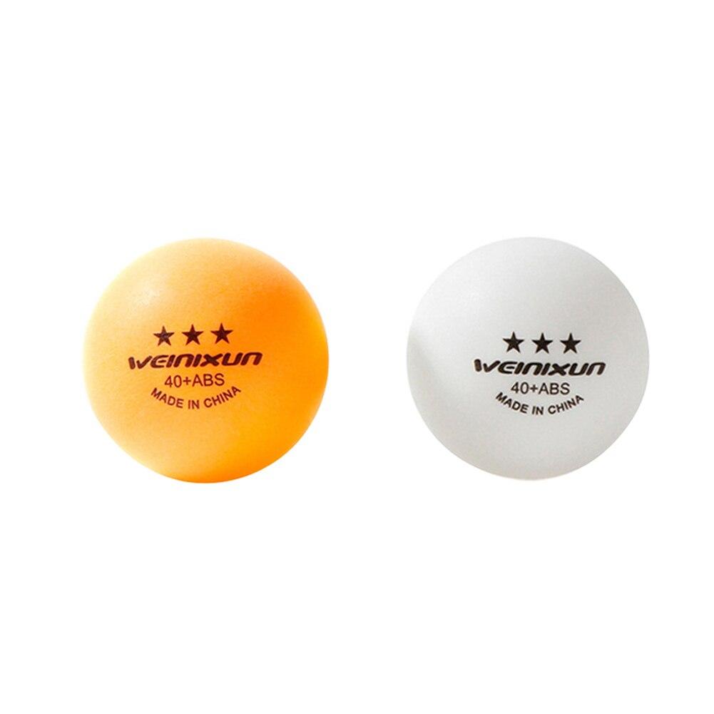24 TABLE TENNIS BALLS Ping Pong Plain Logo Free White Plastic Official Size