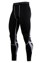 Legginsy do biegania męskie szkolenia legginsy fitness do biegania legginsy do biegania jogging spodnie jeździeckie męskie spodnie odzież sportowa ponadgabarytowych spodnie treningowe tanie tanio darlingoddess POLIESTER spandex CN (pochodzenie) Bieganie Dobrze pasuje do rozmiaru wybierz swój normalny rozmiar Drukuj