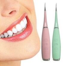 Elétrica scaler scaler dental clarear dentes oral cleaner removedor de dente cálculo mais limpo ferramenta tártaro hygien