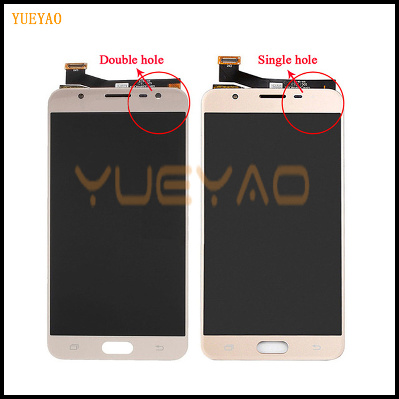 5.5''  G611 LCD Display For SAMSUNG Galaxy J7 Prime LCD Touch Screen G610 G610F G610M For SAMSUNG J7 Prime 2016 LCD 4.7