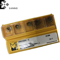 Frete grátis! 30 unidades/lotes RPMW1003MO-FS kc725m/kc522m cnc carboneto de trituração inserções torno r5 ferramentas de corte lâmina carboneto dicas