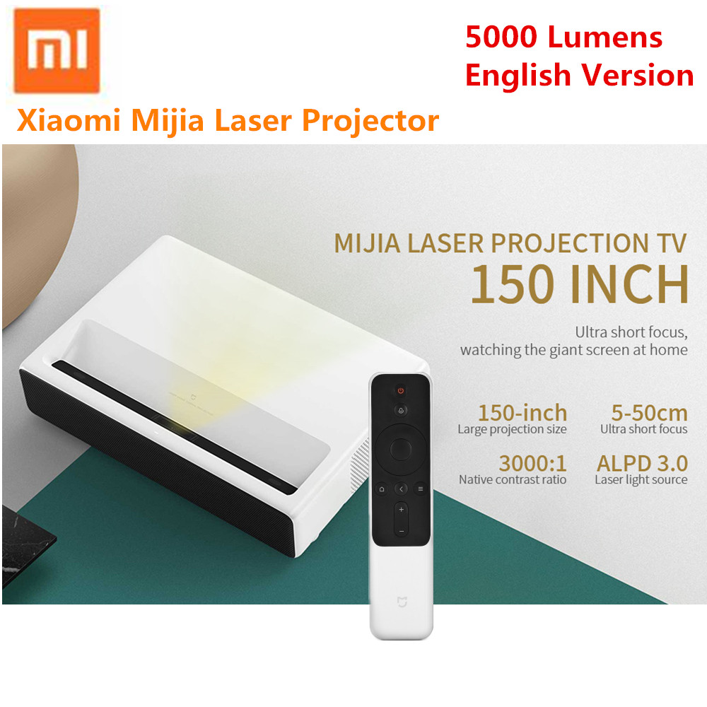 Good quality and cheap xiaomi mijia 4k projector in Store Xprice