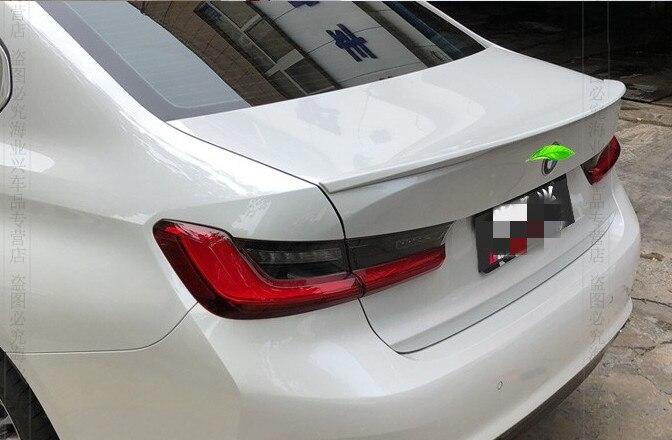 Pour BMW 3 Series G20 becquet queue arrière coffre aile ABS matériel becquet P style 320i 320li 325li 328i becquet 2018-2020