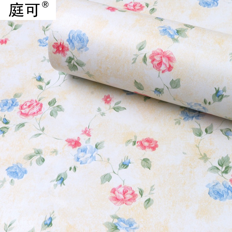 10 M Pvc Self Adhesive Wallpaper Thick Living Room Bedroom Self-Adhesive Wallpaper Sticky Notes Furniture Refurbishing Sticker