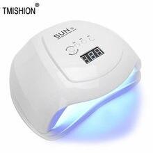 Machine 54 W de dessiccateur d'ongle de lampe à Led UV pour tous les Types Gel 36 pièces lampe à LED pour des ongles