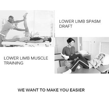 Yoga Flexibility Stretching Leg Stretcher Strap for Ballet Cheer Dance Gymnastics Trainer Yoga Flexibility Leg