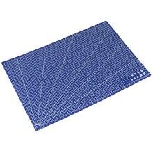 New 1Pcs 45cm x30cm Plastic A3 Pvc Rectangular Cutting Mat Grid Line Tool