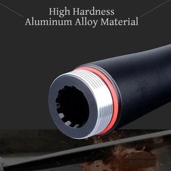 3000 lumens Baseball Bat LED Flashlight Super Bright Baton aluminium alloy Torch for Emergency and Self Defense 3