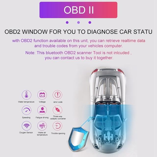 Android 9,0 автомобильный dvd-плеер для Toyota Corolla E120 BYD F3 2 Din Автомобильный мультимедийный Стерео gps Авторадио Навигация Wifi OBD2