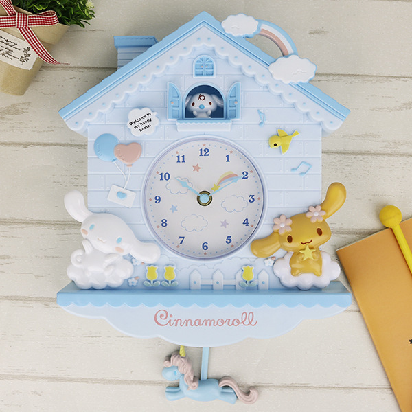 My Melody Wall Quartz Clock 2