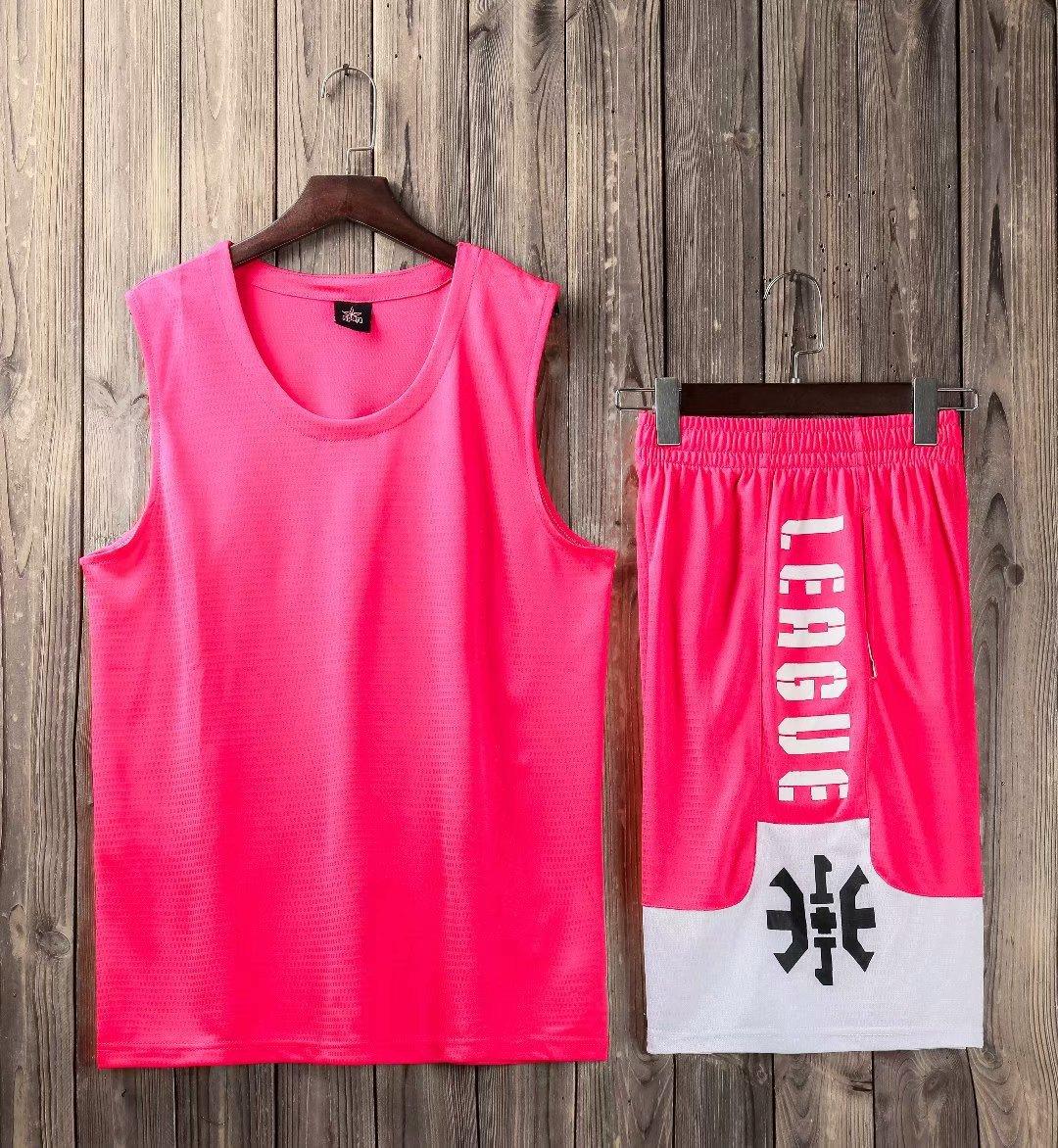 adulto crianças treinamento terno de basquete uniforme
