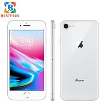 Unlocked Apple iPhone 8 A1905 T-Mobile Version LTE Mobile Phone 4.7″ 2GB RAM 64GB ROM Fingerprint iOS 11NFC 1821mAh Smart Phone