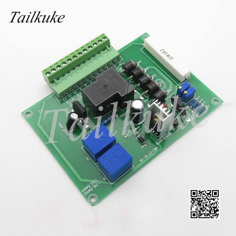 Gas Welding Machine Control Board Main Control Board Modified Universal Two Improved Welding Circuit Board NBC Tap