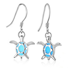 цены Exquisite Animal Earrings Lovely Turtles Earrings Women Wedding Engagement Birthday Party Jewelry Gifts