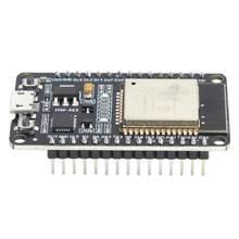ESP-32S ESP-WROOM-32 esp32 bluetooth wifi núcleo duplo cpu placa de desenvolvimento 802.11b/g wi fi bt módulo