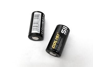 Image 5 - 4 stücke Golisi S11 IMR 18350 batterie 1100mah 11A E CIG akku für VAPE mod Li Ion batterien VS keeppower 18350