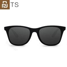 חדש Youpin TS אופנה אדם נוסע משקפי שמש STR004 0120 TAC מקוטב הגנת UV עדשת נהיגה ונסיעות