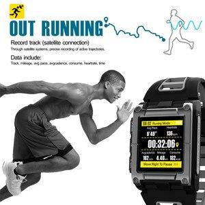 Image 5 - Amynikeer s929 relógio inteligente profissional natação ip68 design à prova dip68 água gps esportes ao ar livre smartwatch masculino rastreador de fitness