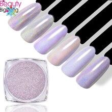 Pigment Nail-Glimmer-Powder Pearl Mermaid Shining Chameleon