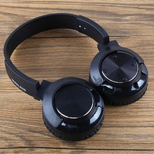 цены на Original K14 Bluetooth Headphone Over-Ear Wireless Headphones Foldable Bluetooth 5.0 Stereo Headset with Mic Support TF Card в интернет-магазинах