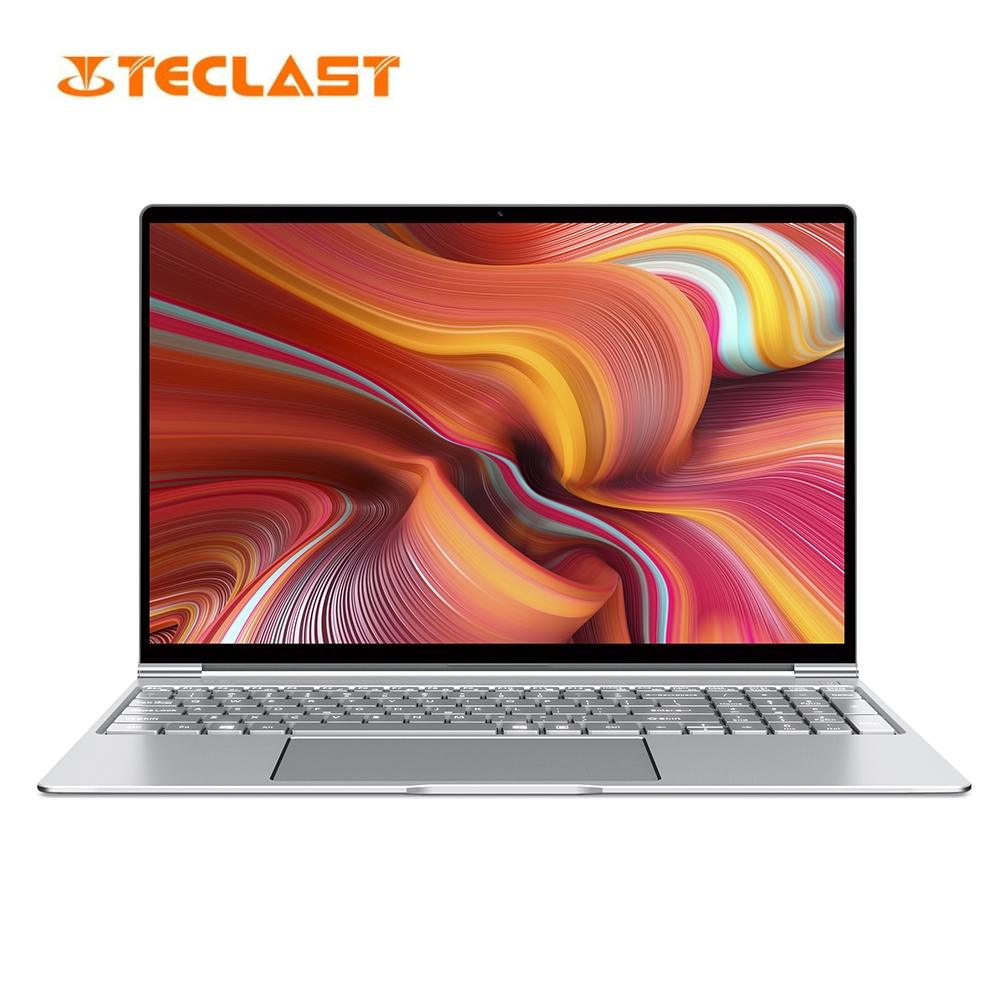 Newest Teclast F15 Laptop 15.6 Inch Intel N4100 Quad Core Windows 10 OS 1920x1080 FHD DDR4 8GB RAM 256GB SSD HDMI Notebook