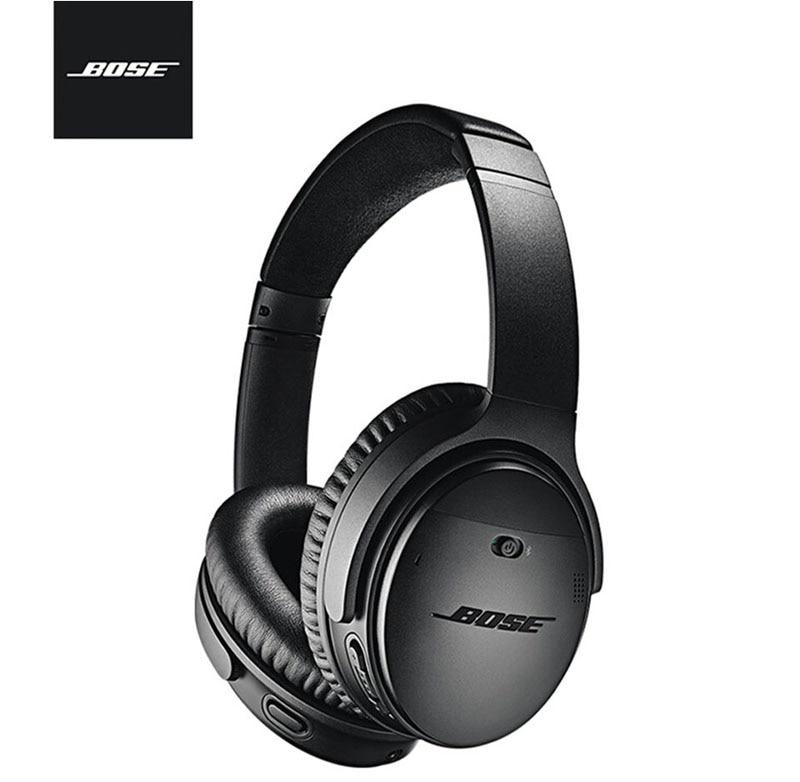 Оригинальная Беспроводная Bluetooth-гарнитура Bose QuietComfort35 II с шумоподавлением, гарнитура с активным шумоподавлением