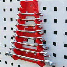Wrench-Organizer Workshop-Tools Spanner-Holders Socket-Tray Standard Plastic Sorter Wall-Mounted