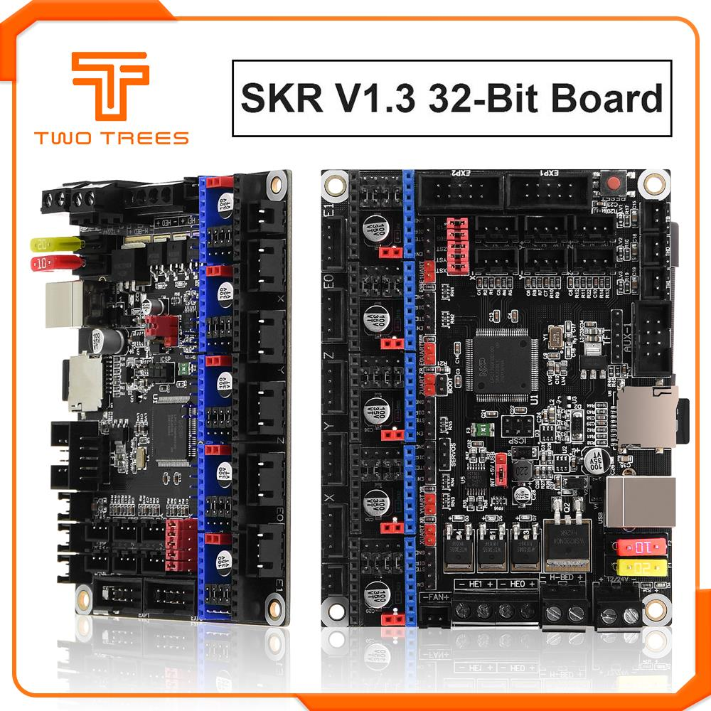 SKR V1.3 Control Board 32 Bit CPU 32bit Board Smoothieboard 3D Printer Parts Vs MKS GEN L TMC2130 Tmc2209 Tmc2208